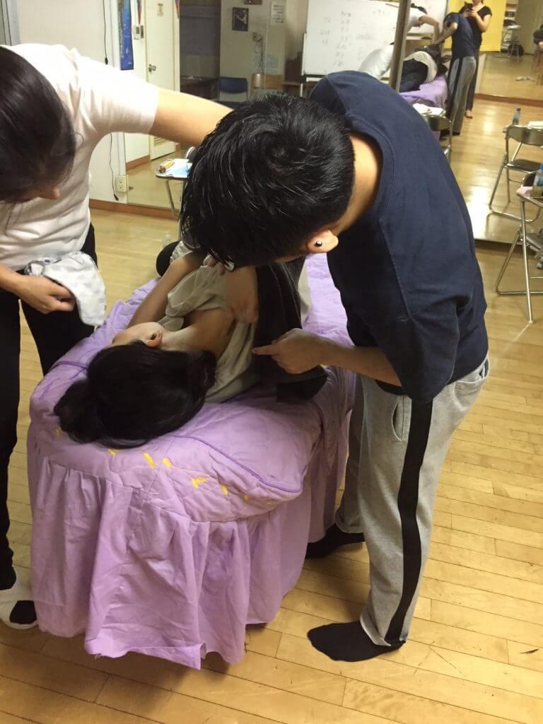 整体 学校 東京